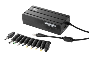 ADAPTADOR UNIVERSAL LAPTOP 90W