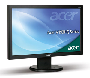 MONITOR LCD ACER 18,5 PANORAMICO